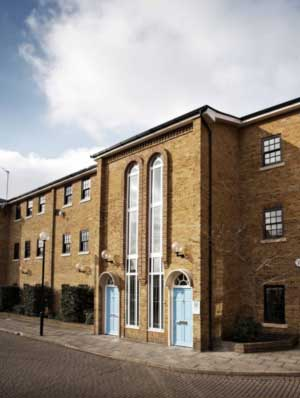 SilverDoor Office in Chiswick